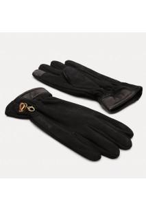 Touchscreen-handschoenen nubuck