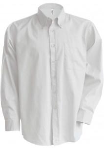 Nevada Ii - Heren Overhemd Lange Mouwen
