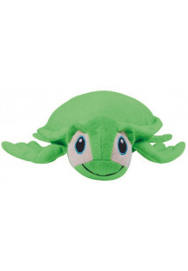 Knuffel met rits schildpad