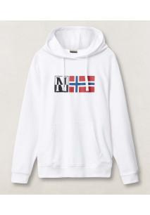 Hooded sweater BENOOS