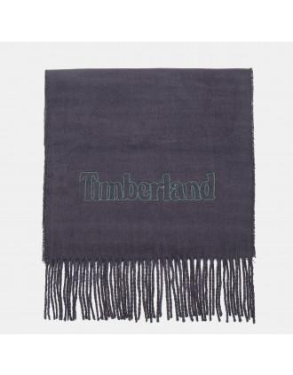 Effen sjaal met geschenkdoosje