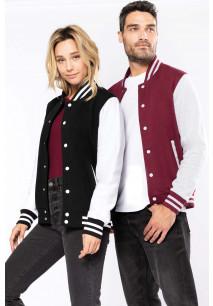 College jacket unisex