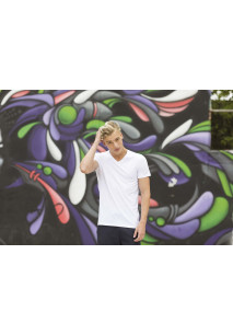Men's Stretch Feel Good V-neck T-shirt
