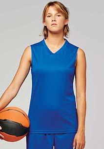 Damesbasketbalshirt