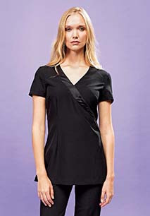 'Rose' Beauty And Spa Tunic
