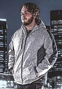 Eisenhower Wakefield reflective softshell jacket