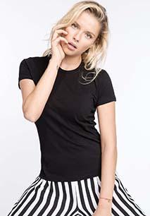 Maïa- Dames-t-shirt met ronde hals