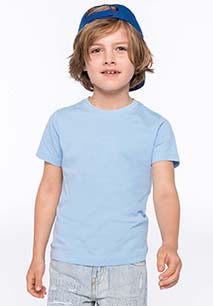 Kinder-t-shirt korte mouwen