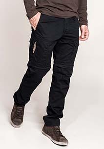 Heren 2-in-1 broek met meerdere zakken