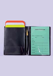 Referee Note Book