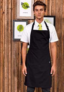 Fairtrade Apron With Pocket