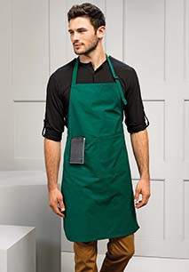Deluxe Apron With Pocket