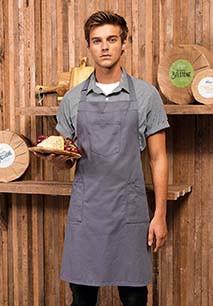 Chino - Cotton bib apron