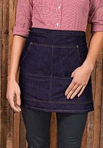 Ladies' long sleeve microcheck gingham shirt