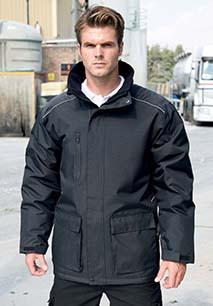 Work-guard Vostex Long Coat