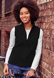 Ladies' Outdoor Fleece Gilet