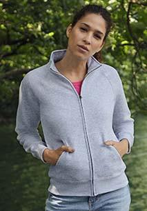 Lady Sweat Jacket (62-116-0)