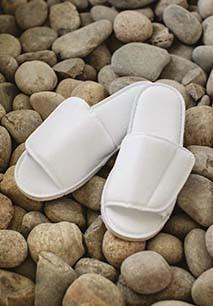 Open Toe Slippers