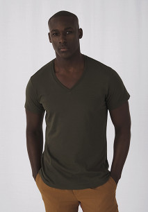 Organic Cotton Inspire V-neck T-shirt