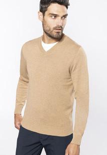 Premium pullover V-hals