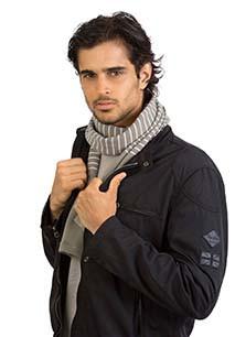 Multifunctionele ronde sjaal