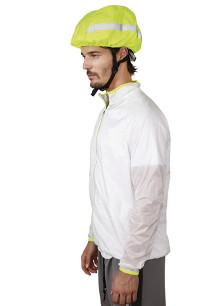 reflecterendehoes voor de helm