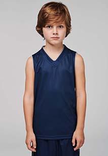 Kinderbasketbalshirt