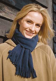 Polartherm™ tassel scarf