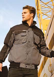 Heavy Duty Removable Sleeve Jacket
