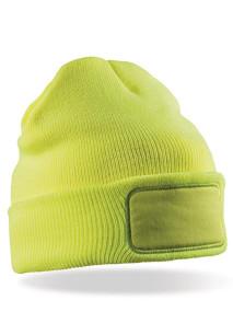 Bedrukbare muts in dubbel tricot Thinsulate™