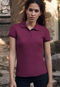 Lady-fit 65/35 Polo (63-212-0)