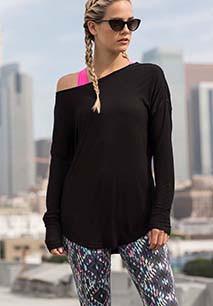 Women's slounge top
