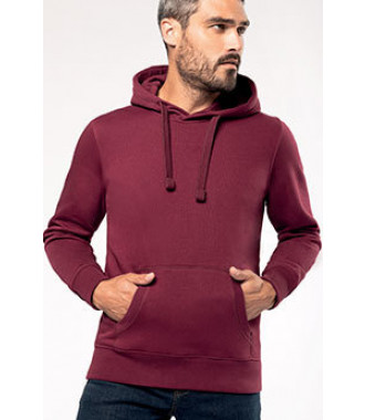 Sweater met capuchon