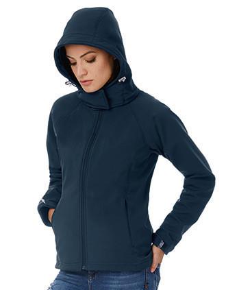 Hooded Softshell Women
