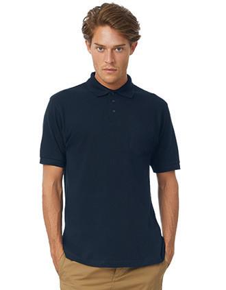 Safran Pocket Polo Shirt
