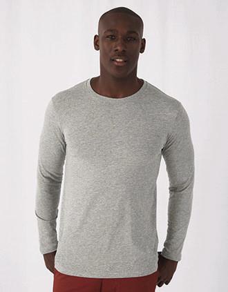 Men's organic Inspire long-sleeve T-shirt