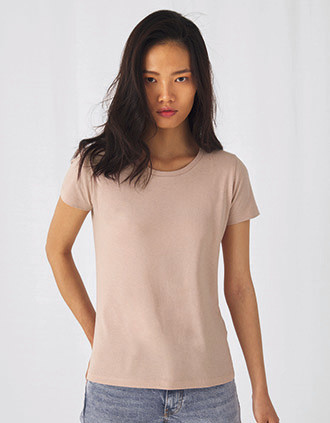 Organic Cotton Inspire Crew Neck T-shirt / Woman