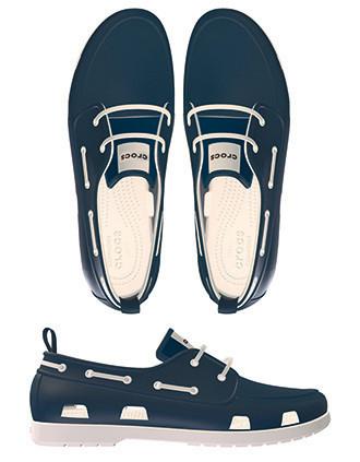 Schoenen Crocs™ Classic Boat