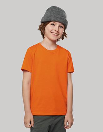 T-shirt BIO150 ronde hals kind