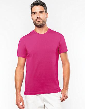 T-shirt ronde hals korte mouwen