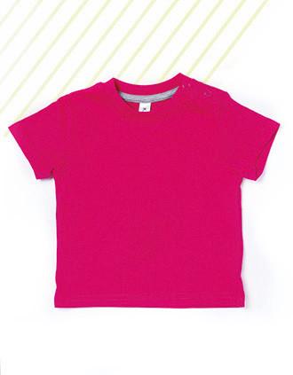 Baby-t-shirt korte mouwen