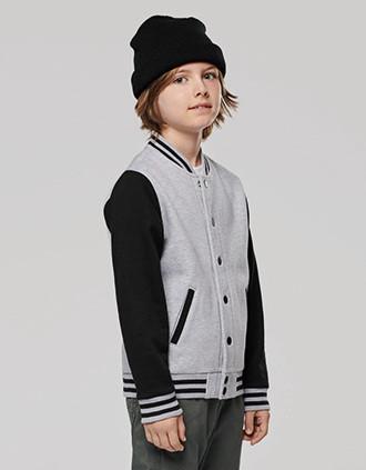 Kinder college jacket
