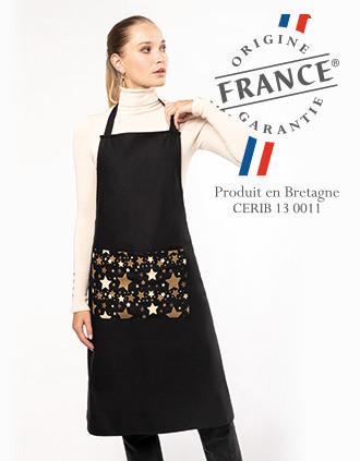 Kerstschort volwassene - Origine France Garantie