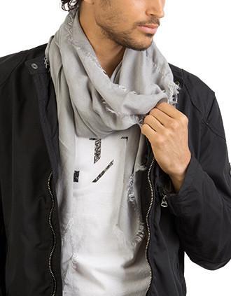 Geweven vierkante sjaal