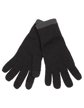 Handschoenen voor een aanraakscherm