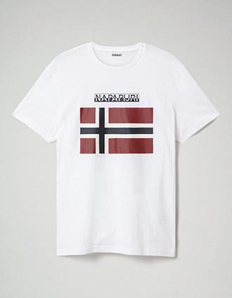 Sellyn SS T-shirt korte mouwen