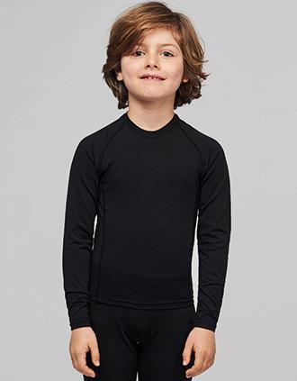 Kinderthermo-t-tshirt Lange Mouwen