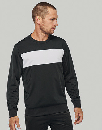 Sweater in polyester