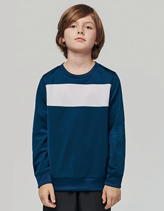 Sweater in polyester kind
