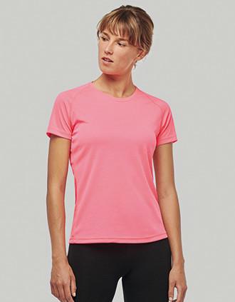 Functioneel damessportshirt